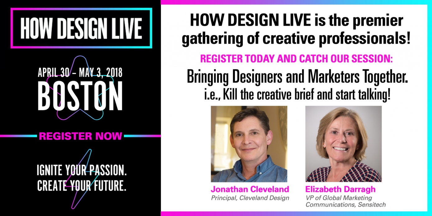 HOW Design Live is the premier gathering of creative professionals