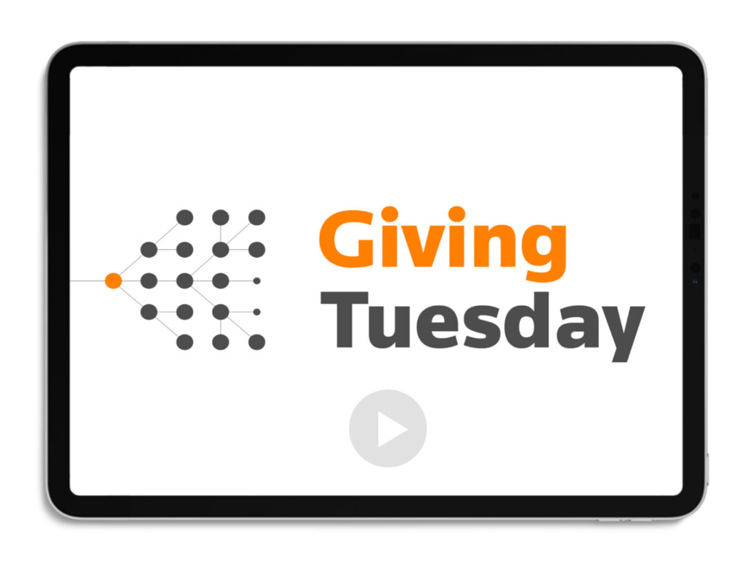 Giving Tuesday: connecting the world
