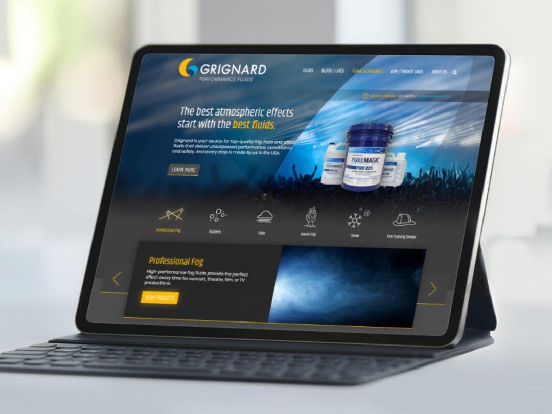 Grignard FX website