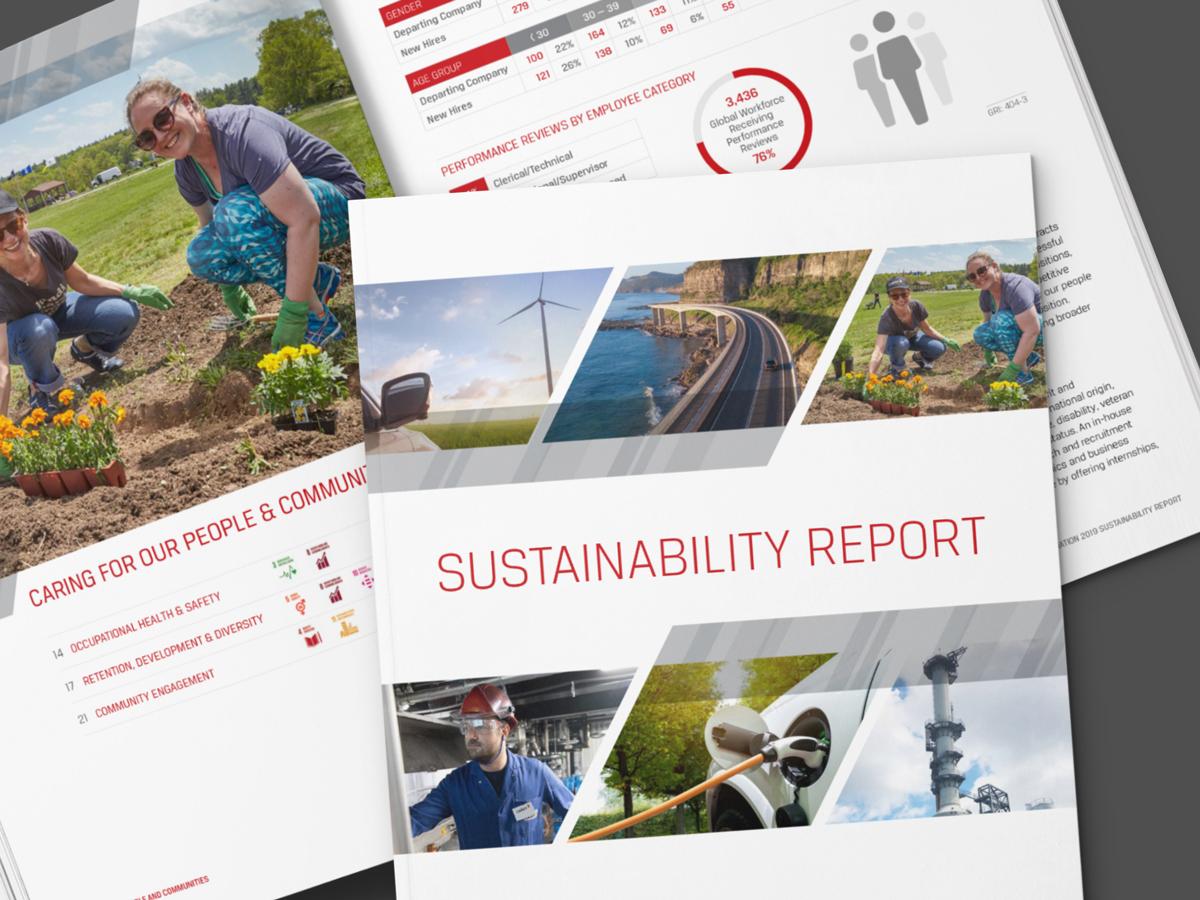 Designing for global sustainability