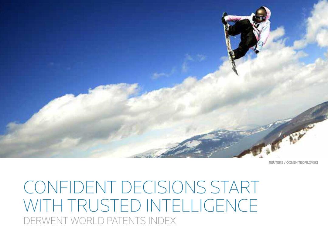 Derwent World Patents Index ads