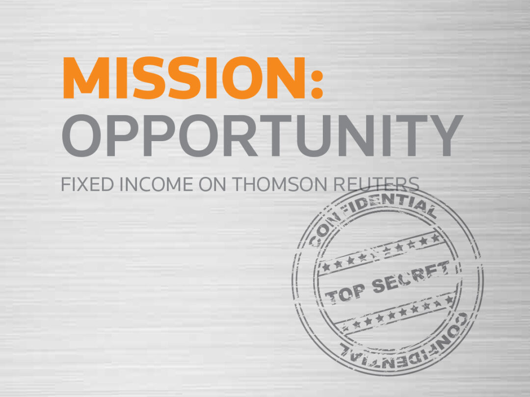 Mission: Opportunity