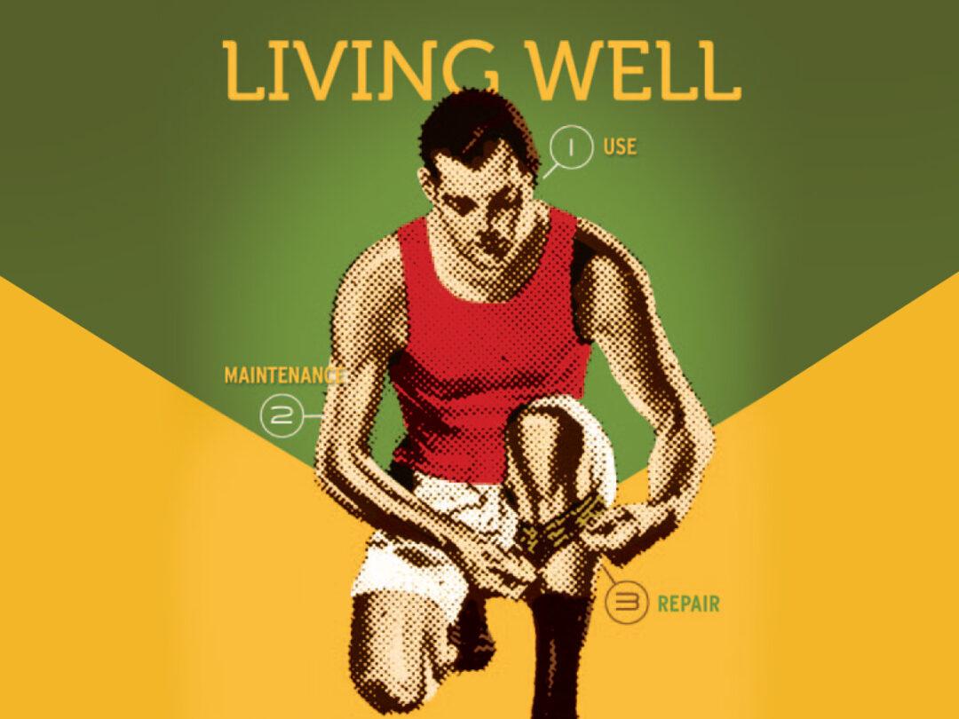 Living Well brochure